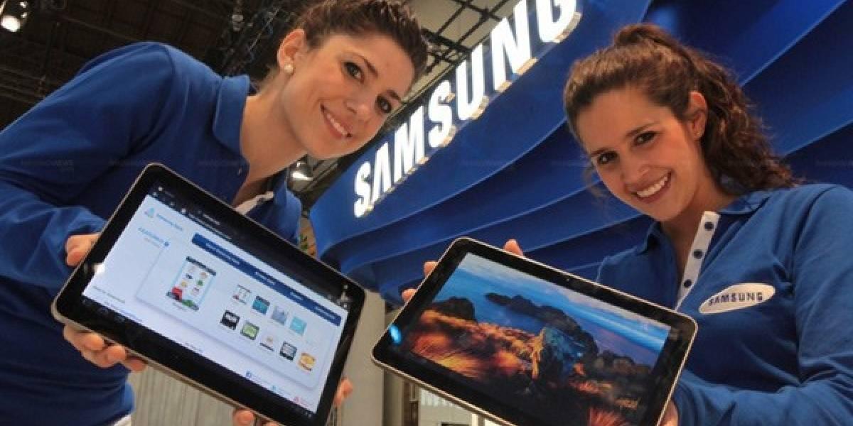Samsung lanza en Corea del Sur su Galaxy Tab 10.1 para poder competir con el iPad