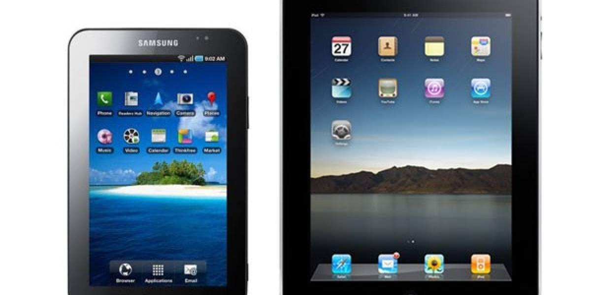 Apple 1, Samsung 0: Tribunal de Düsseldorf prohíbe venta del Galaxy Tab 10.1