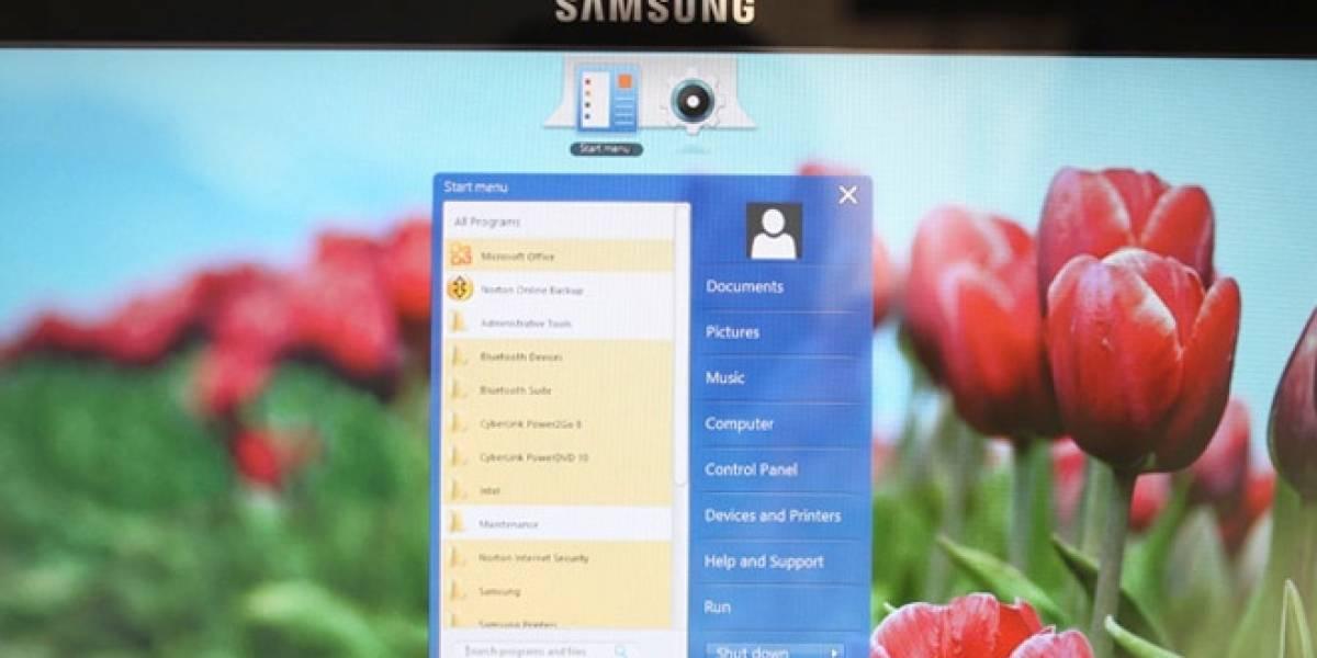 Los intentos para revivir al menú de inicio y saltarse el estilo moderno en Windows 8