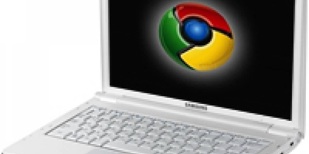 Samsung confirmó que lanzará netbook con Chrome OS