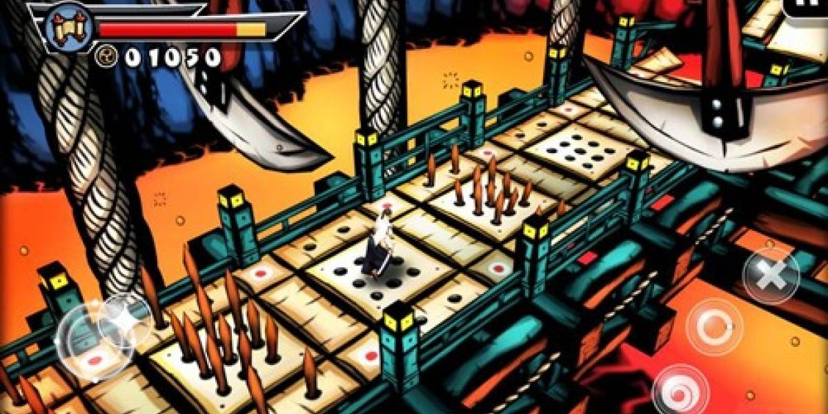 Samuari II: Vengeance llega a los móviles Android sin Tegra 2