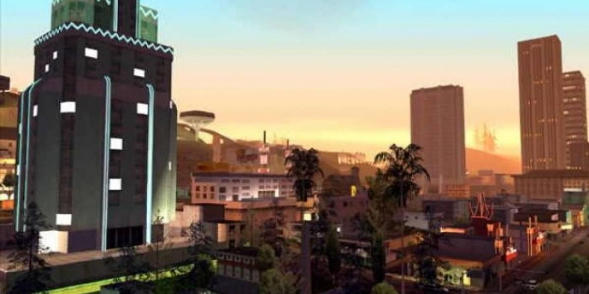Futurología: GTA V, de vuelta a Los Angeles/San Andreas