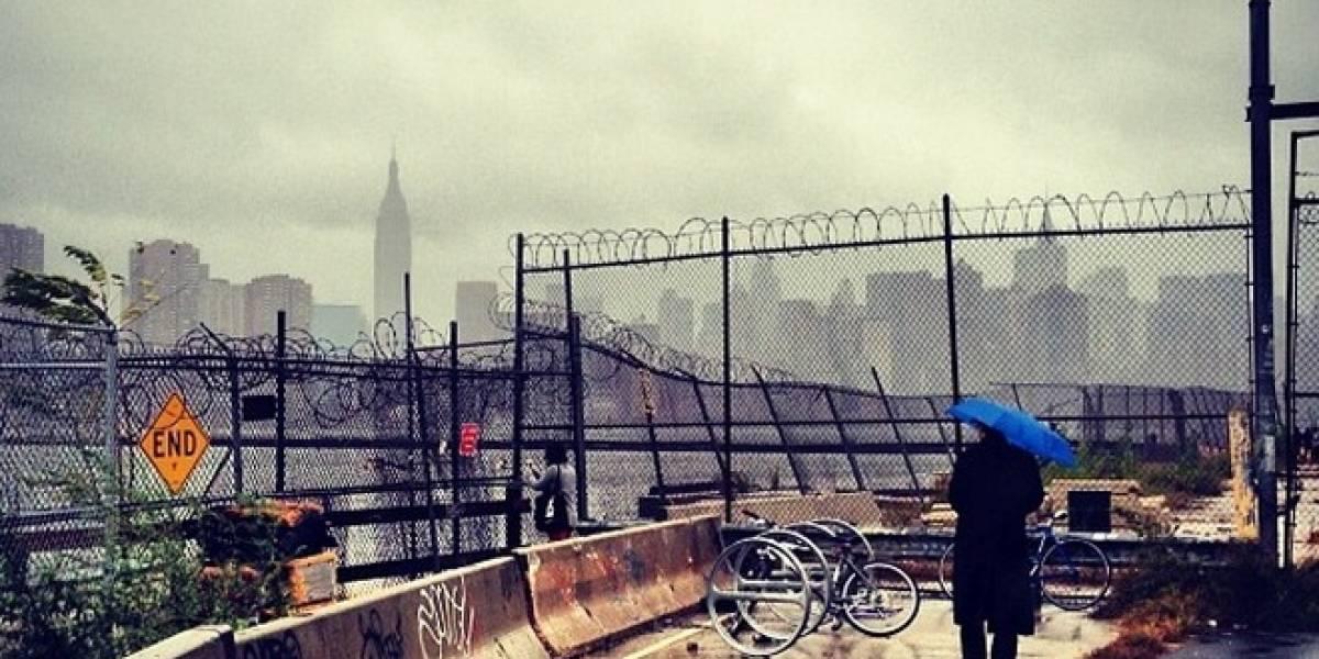 El huracán Sandy también deja su huella en las redes sociales