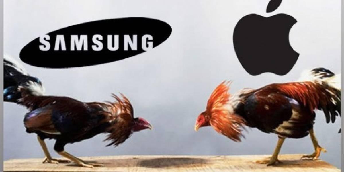 Ahora Samsung quiere prohibir la venta de dispositivos Apple en los Países Bajos