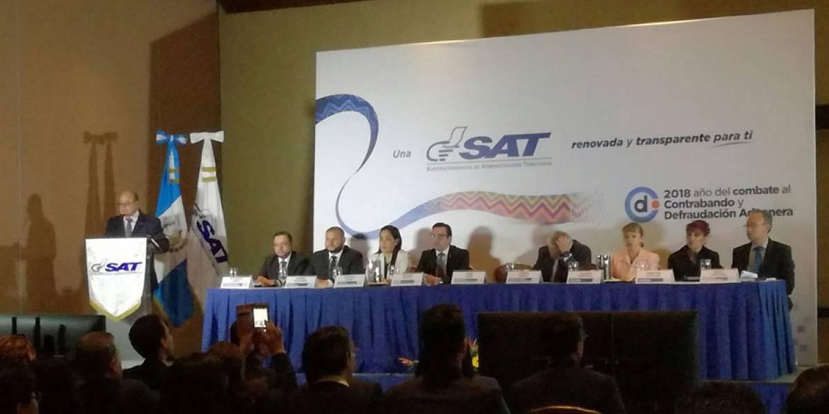 Abel Cruz, jefe interino de SAT, confirma interés para ser elegido como Superintendente