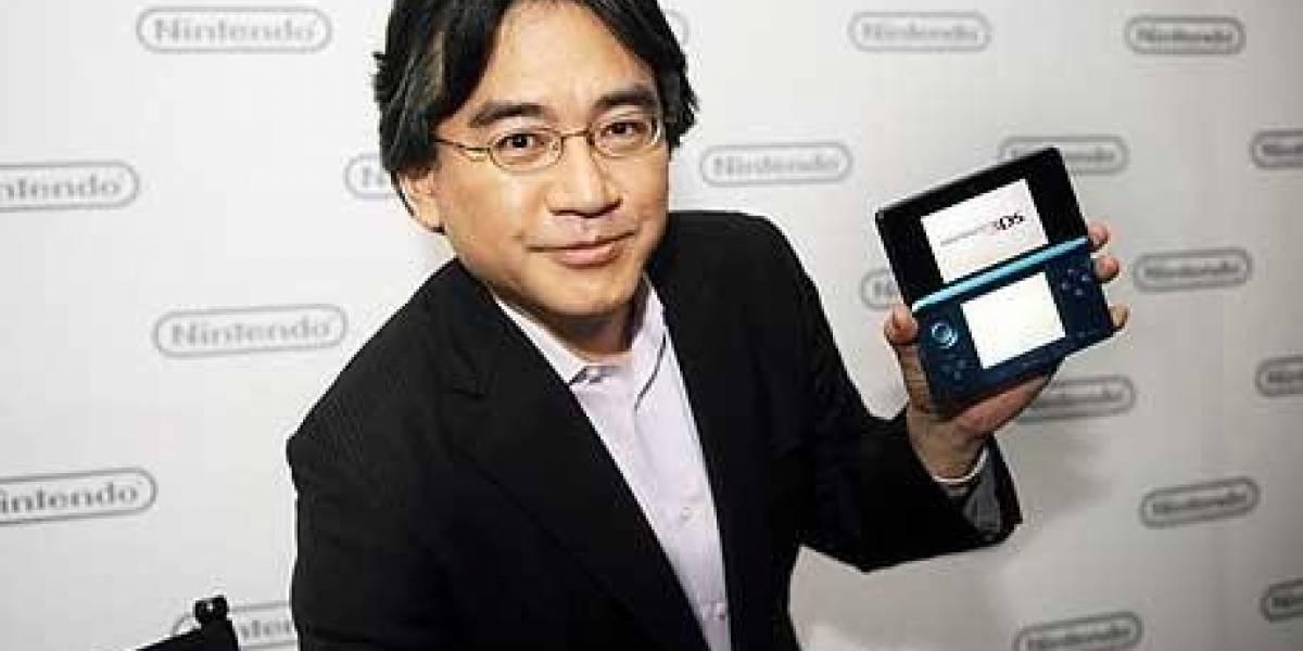 Satoru Iwata dice que no le preocupa la NGP