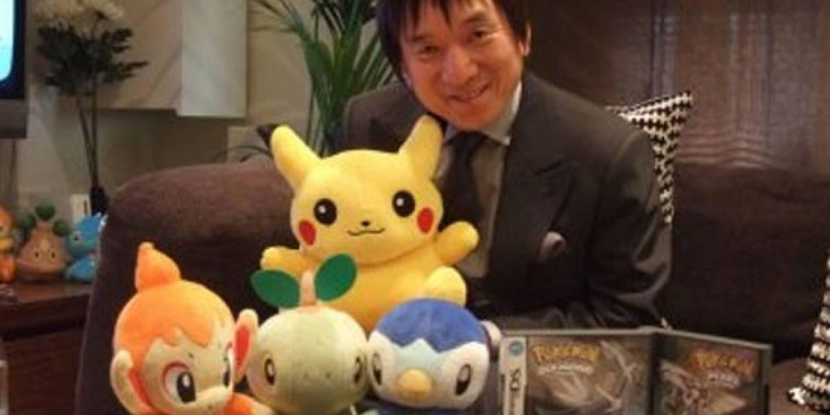 El creador de Pokémon tampoco ha muerto