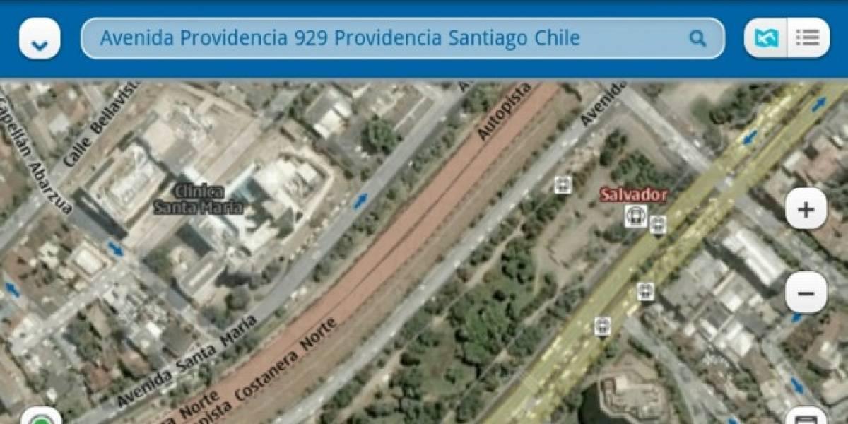 Nokia Maps Mobile para iOS y Android