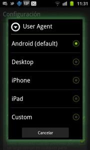 Dolphin Browser HD, el navegador perfecto para Android