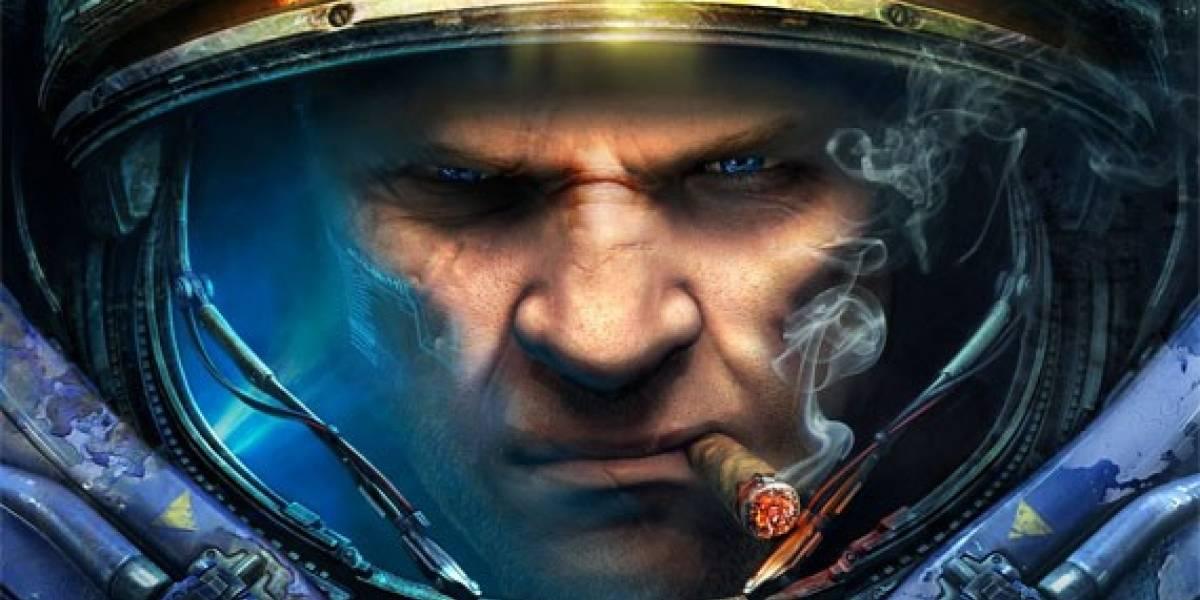 Juega StarCraft II gratis este fin de semana