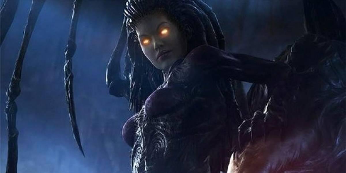 StarCraft II: Heart of the Swarm podría llegar a principios del 2012