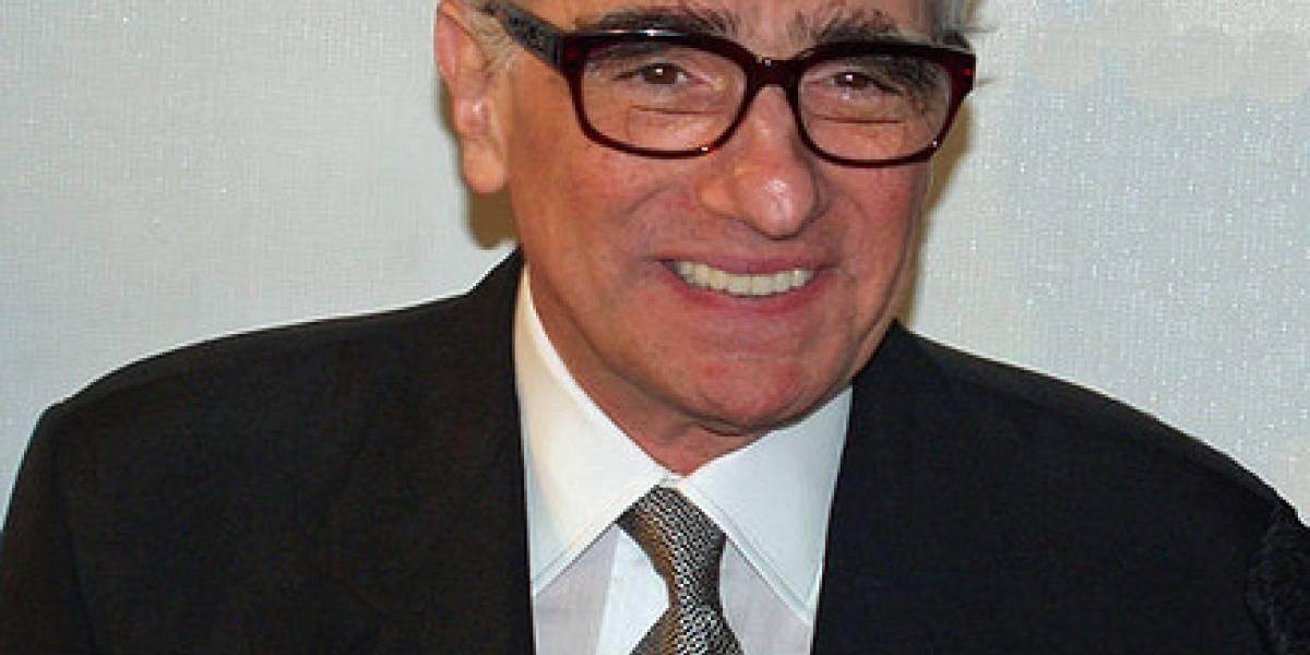 Martin Scorsese filmará su próxima película en 3D