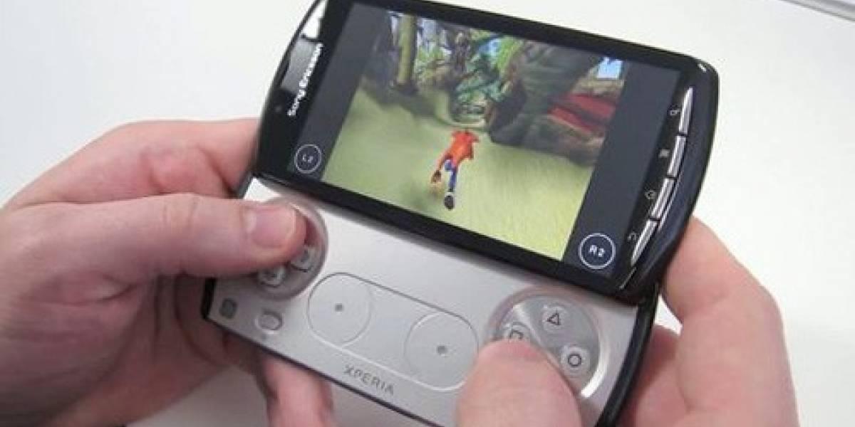 ¿Juegos de PSP para el Xperia Play?