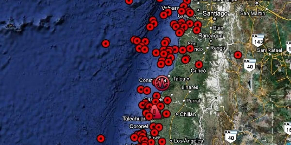 Terremoto Chile: Buscador de Personas Desaparecidas de Google