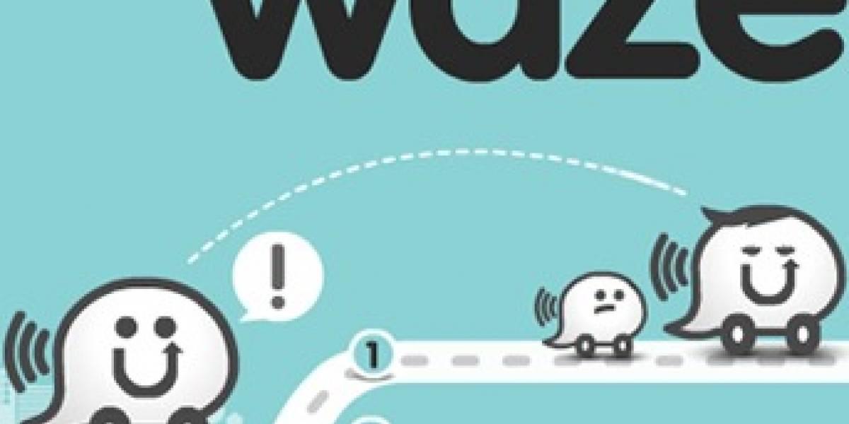 Waze: Un navegador GPS social multiplataforma