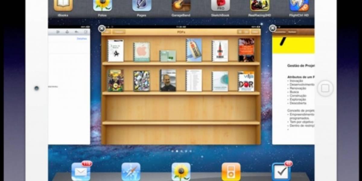 Interesante concepto de multitarea para iOS