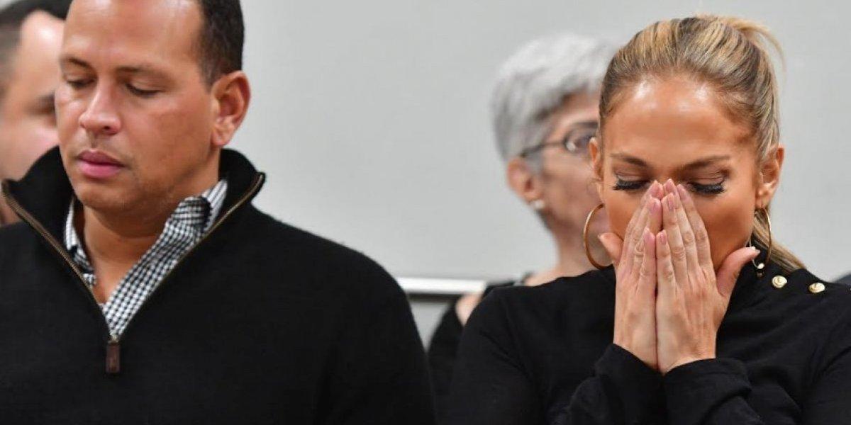 Alex Rodríguez y Jennifer López; la pareja más aburrida de Hollywood