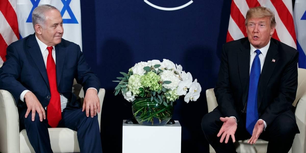 Trump amenaza con retirar fondos a palestinos sino regresan a negociaciones