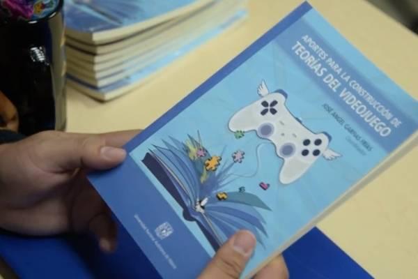La UNAM publica el primer libro de análisis de videojuegos