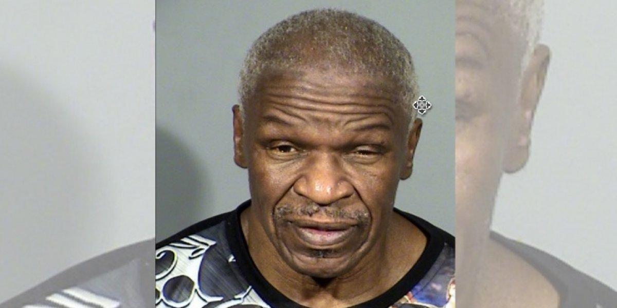 Padre de Mayweather es detenido por policía de Las Vegas