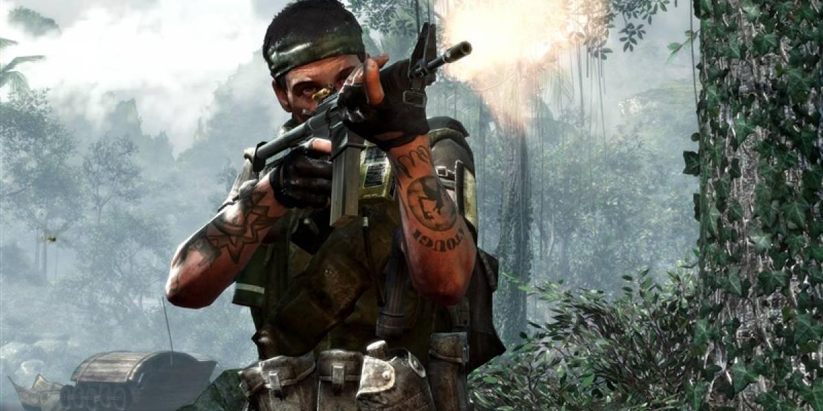 Treyarch y muchos detalles del multijugador de Black Ops