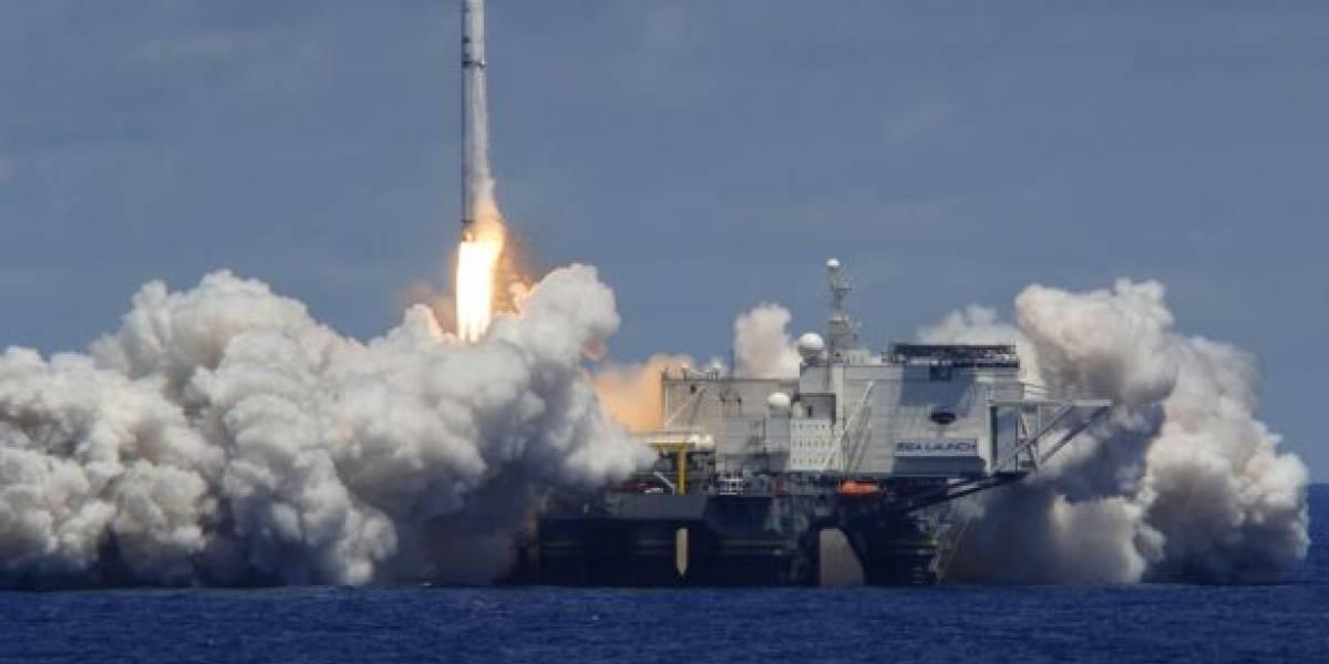 Compañía rusa va al rescate de Sea Launch