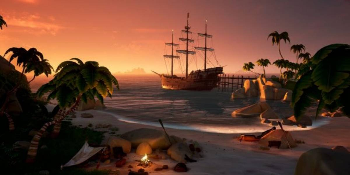 Revelan la fecha para la Beta cerrada de Sea of Thieves