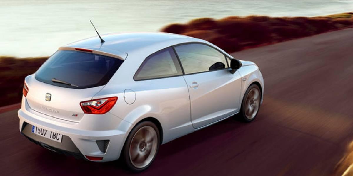 SEAT Ibiza CUPRA: Un coche desafiante que incorpora avanzada tecnología que emociona