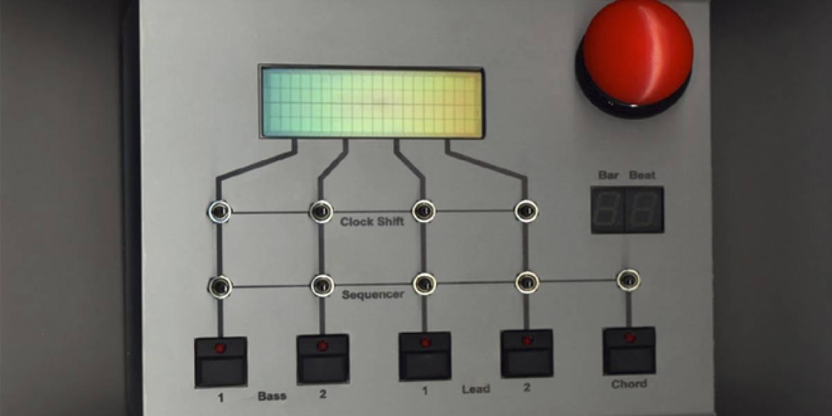 Crean máquina capaz de hacer música electrónica bailable sin intervención humana