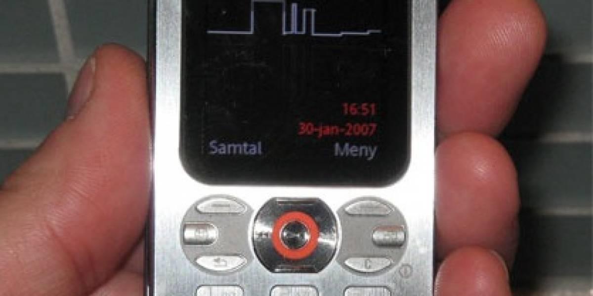 Sony Ericsson w880 Ai a la vuelta de la esquina