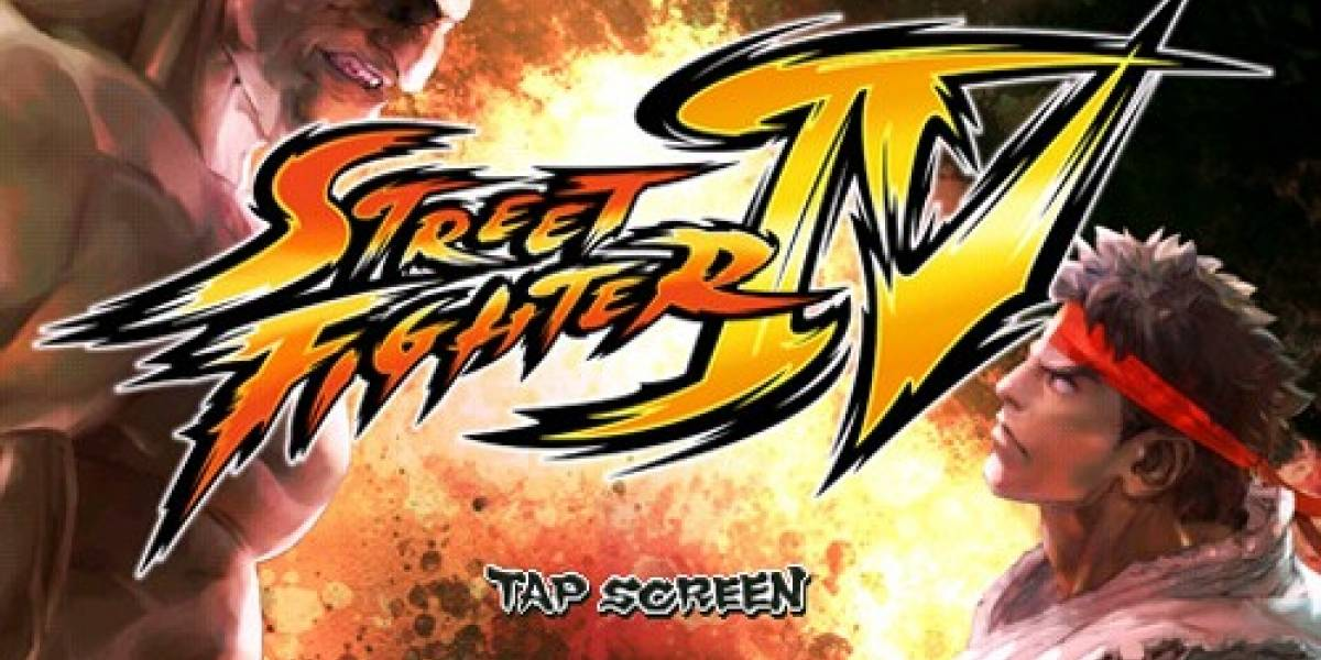 Street Fighter IV: Volt de iPhone reducido a cinco dólares