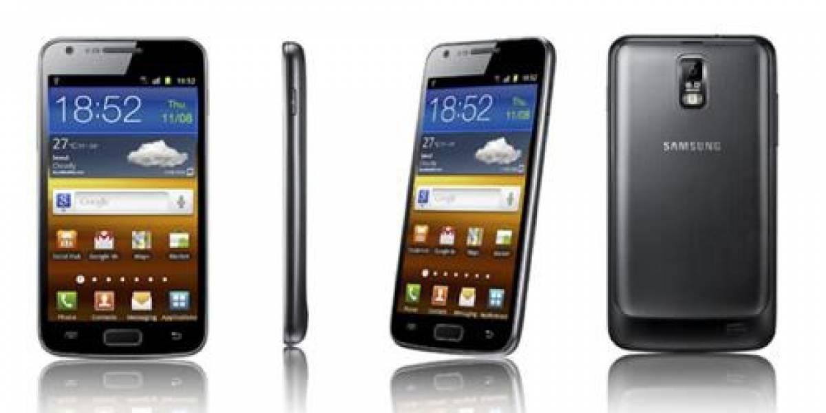 El Samsung Galaxy S II LTE hará su estreno en sociedad durante la IFA