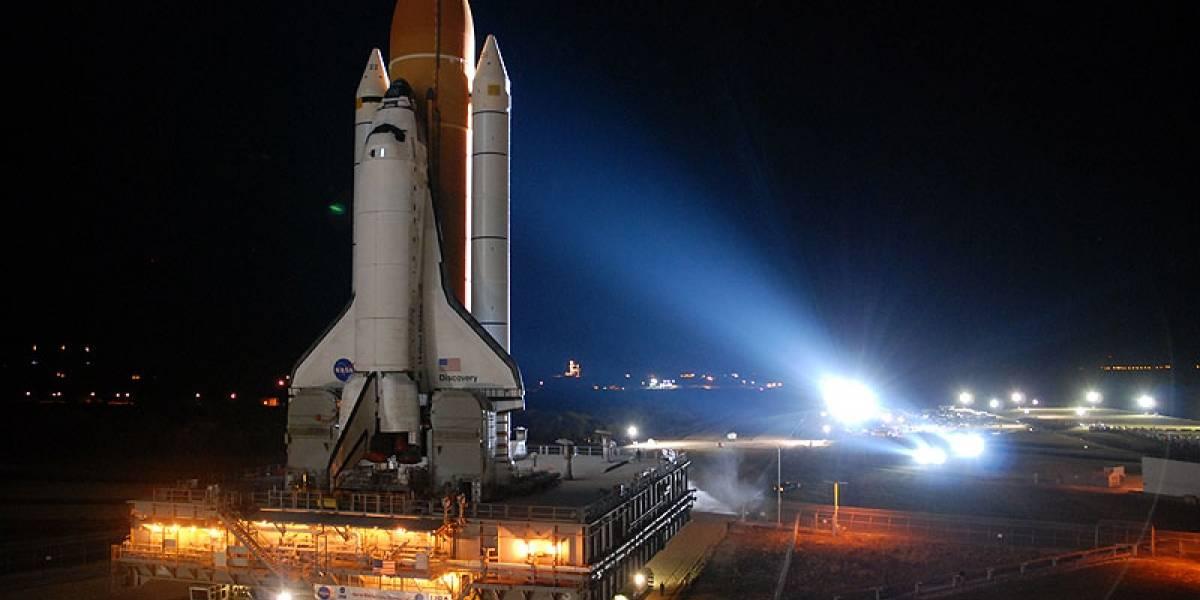 La NASA confirma el lanzamiento del Discovery para el próximo 24 de febrero