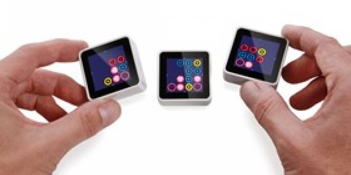 Sifteo: interesantes cubos interactivos de entretenimiento [CES 2011]