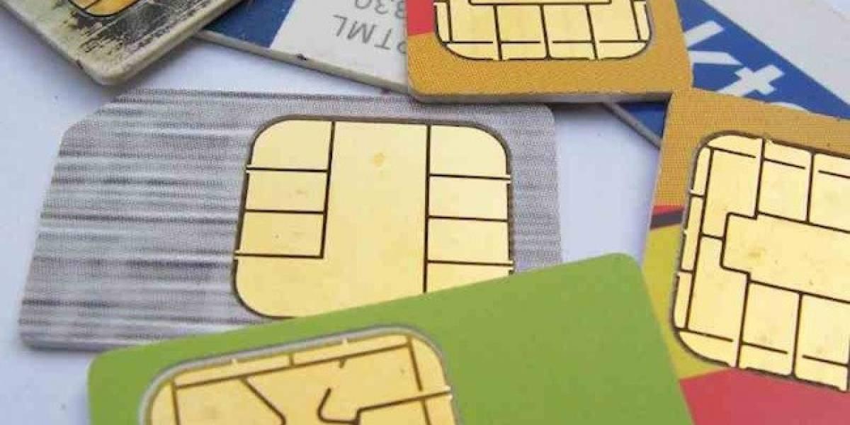 WTF 2! Arrestan a hombre de la India que tenía entre 80 mil y 100 mil SIM Cards