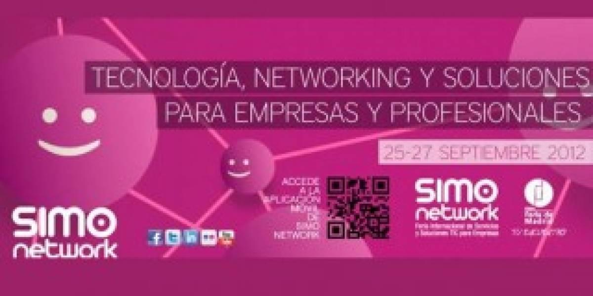 Feria tecnológica SIMO Network 2012 arranca mañana en Madrid