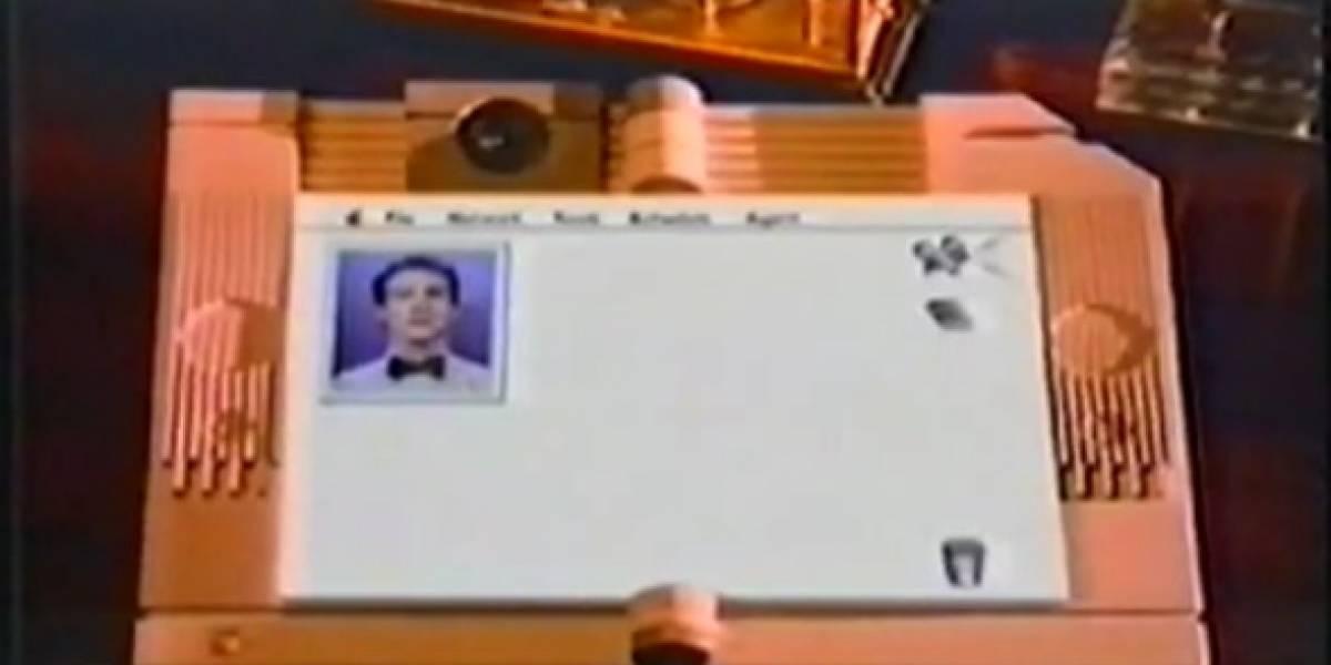 ¿Habrá creado Steve Jobs el iPad en 1987?