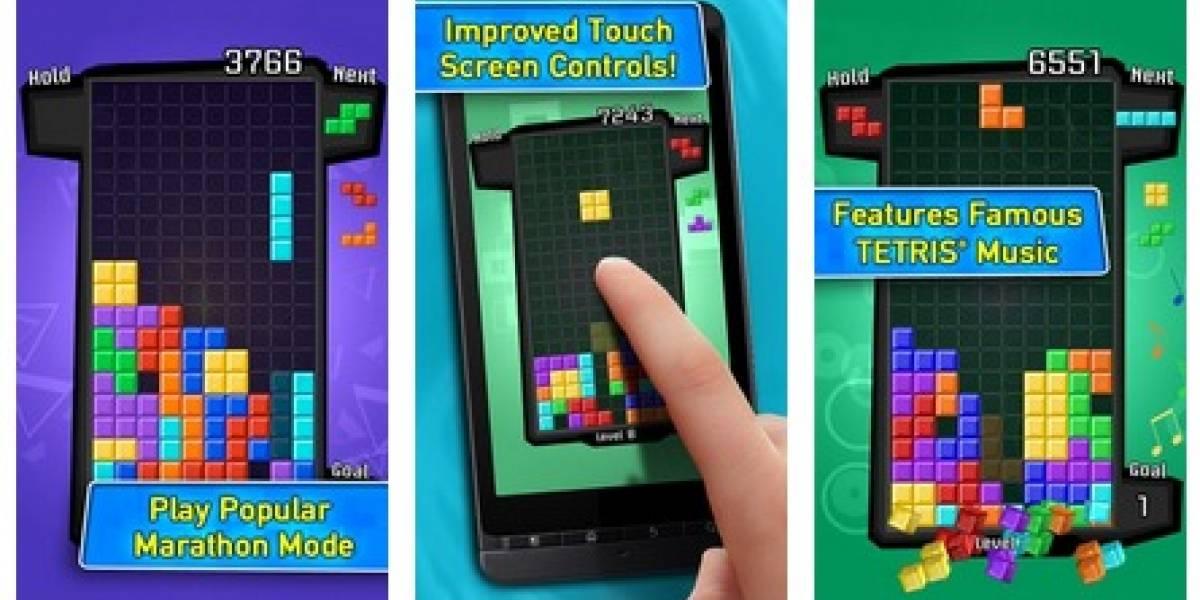 Aplicación gratuita de Tetris para Android ya está disponible para su descarga