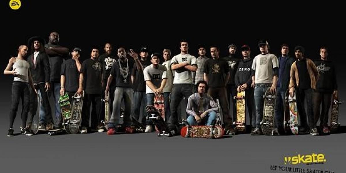 Los juegos de skateboarding no dan para más: EA