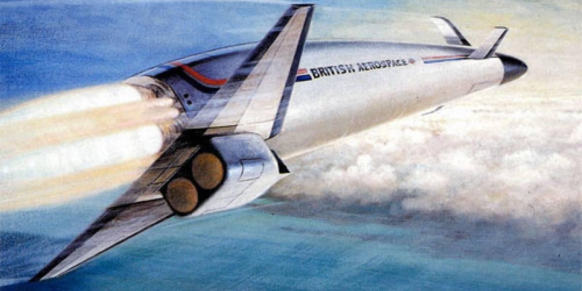 Skylon: La nave que podría suceder al transbordador espacial