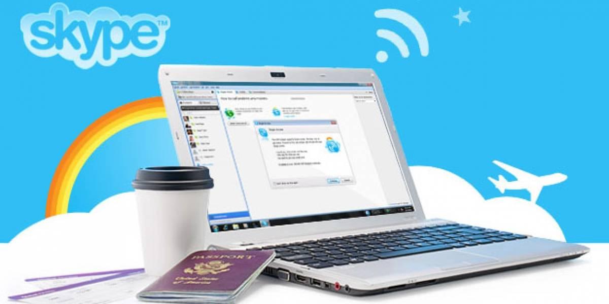 Skype expande sus hotspots Wi-Fi y ofrece en España Internet gratuito hasta el 18 de febrero