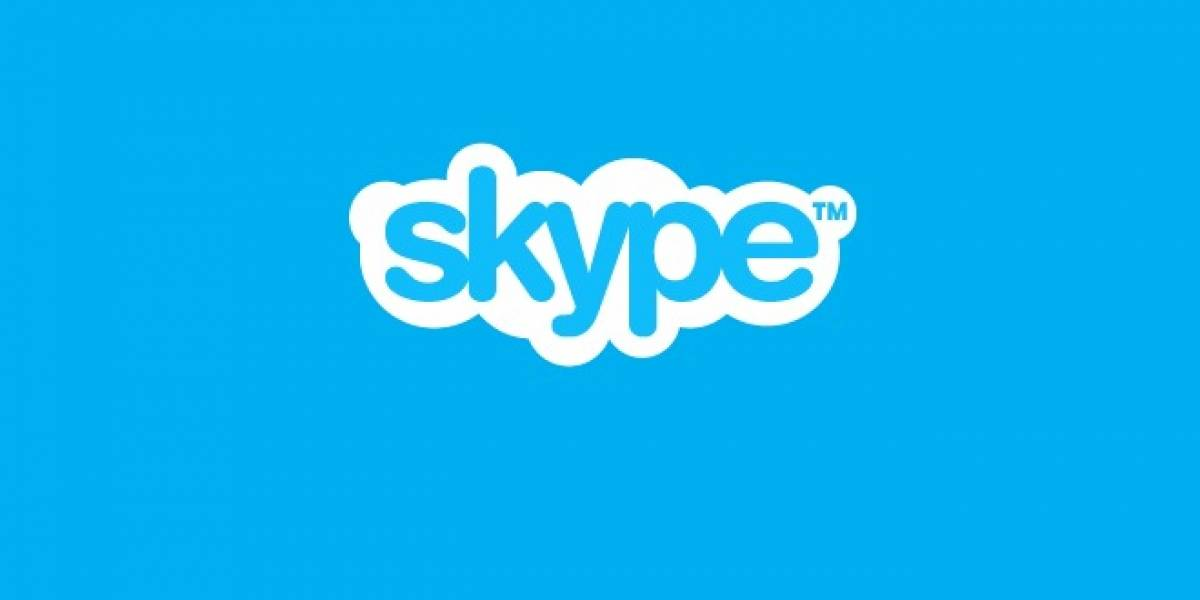 Skype para Windows 8 a Primera Vista