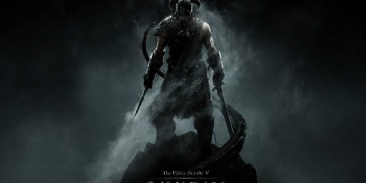 Espectacular nuevo trailer de Elder Scrolls V: Skyrim
