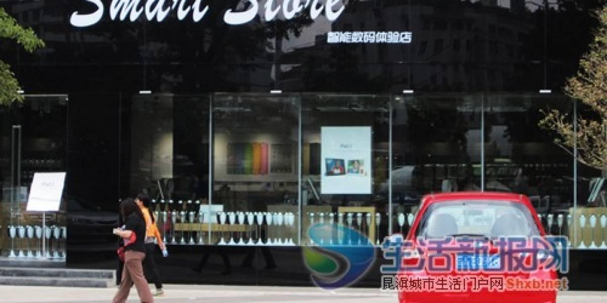 Las falsas tiendas de Apple en China ahora se llaman Smart Store