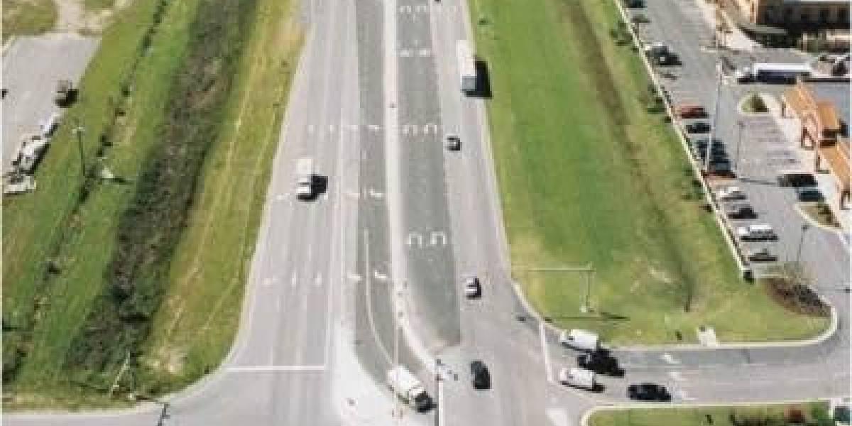 Simple concepto en diseño de intersecciones promete reducir tráfico en un 20%