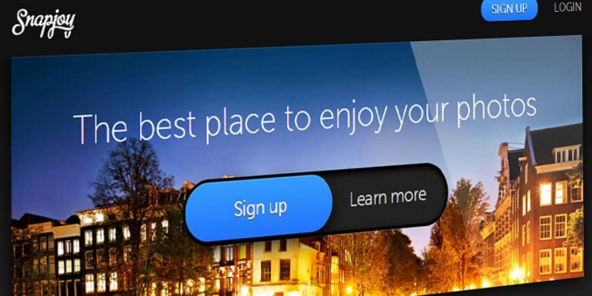 Dropbox adquiere Snapjoy, para sincronizar y organizar galerías de fotos online