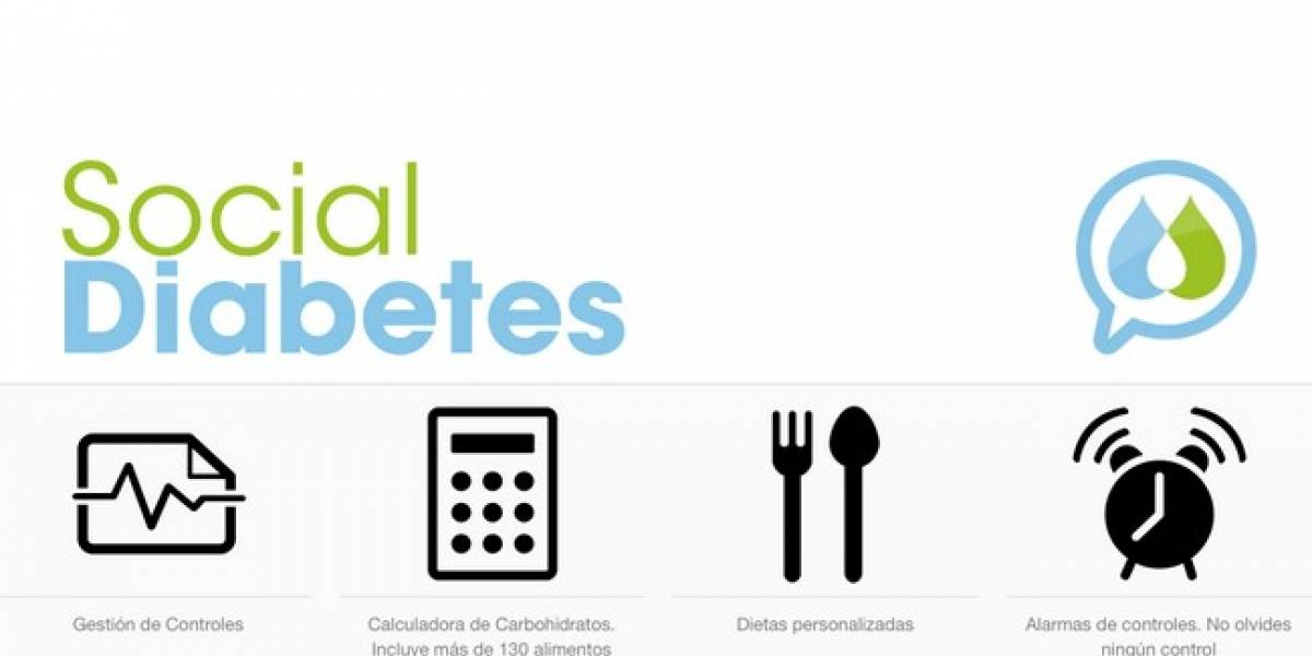 SocialDiabetes: Una aplicación Android para facilitarle la vida a las personas con diabetes