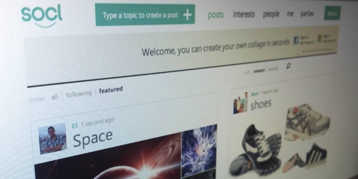 Microsoft abre al público su nueva red social llamada So.cl