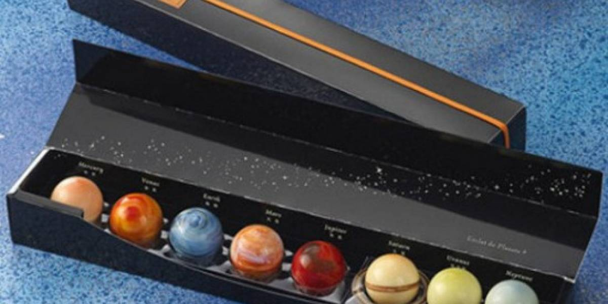Nunca devorar un sistema solar fue tan dulce