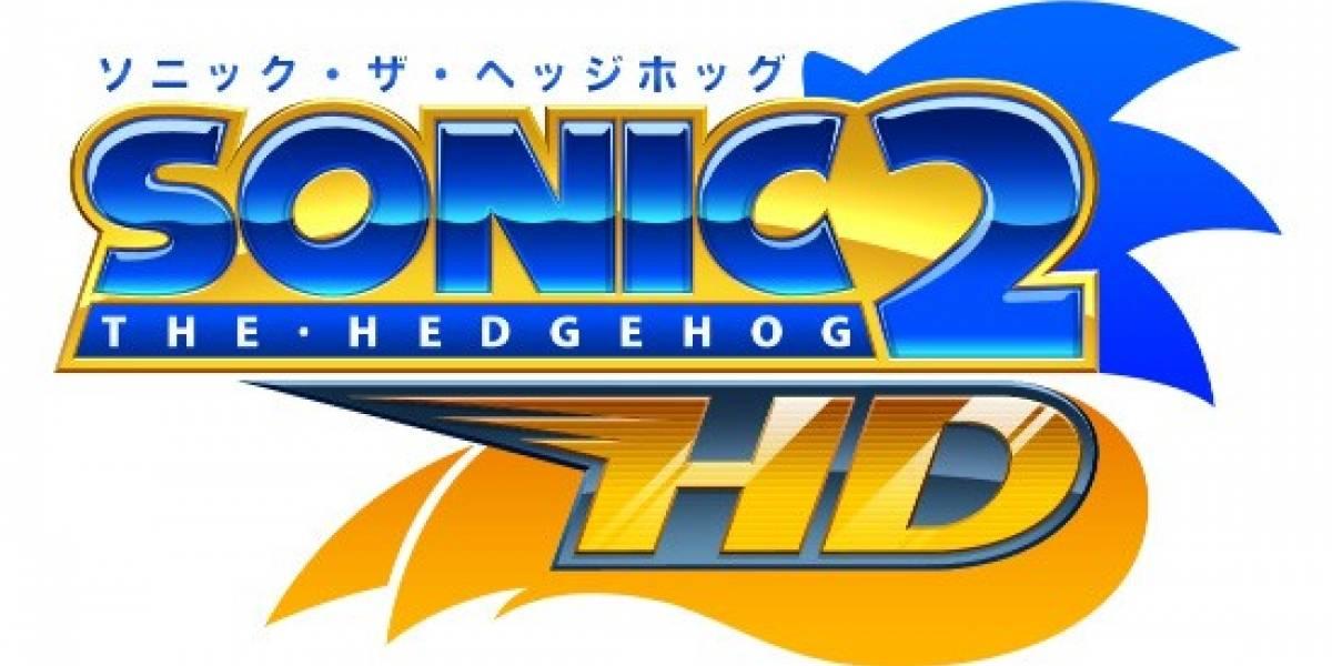 Remake no-oficial de Sonic 2 en Alta Definición en 11 días